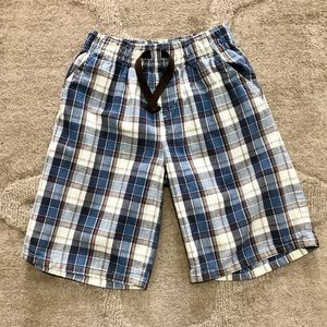 Other - Boys size 7 plaid shorts